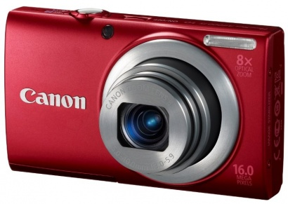 Canon PowerShot A4000 Red