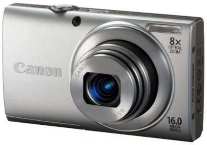 Canon PowerShot A4000 Silver