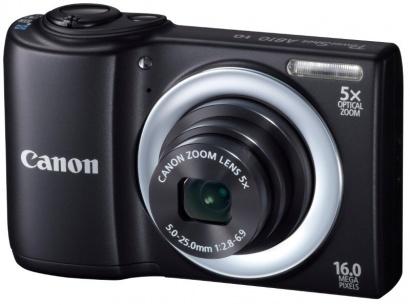 Canon PowerShot A810 Black