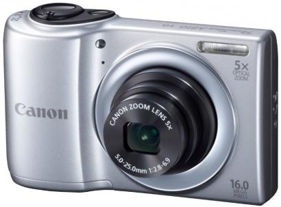 Canon PowerShot A810 Silver