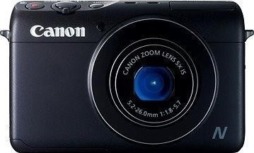 Canon PowerShot N100 Black