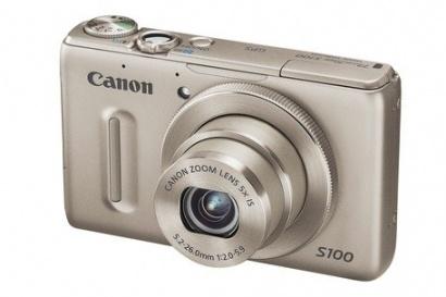 Canon PowerShot S100 SILVER