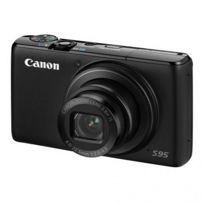 Canon PowerShot S95 BLACK