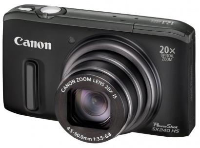 Canon PowerShot SX240 HS Black