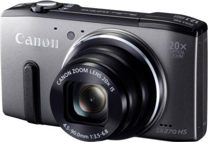 Canon PowerShot SX270 HS Grey