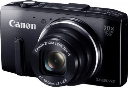 Canon PowerShot SX280 HS Black