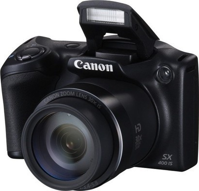 Canon PowerShot SX400 IS Black