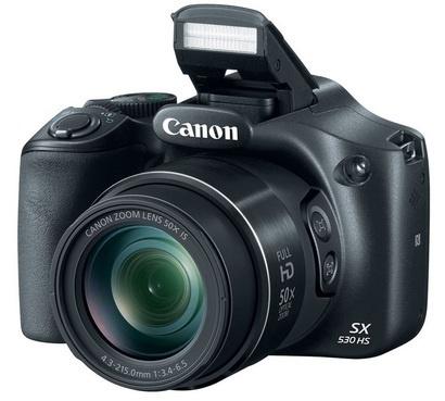 Canon Powershot SX530 HS Black