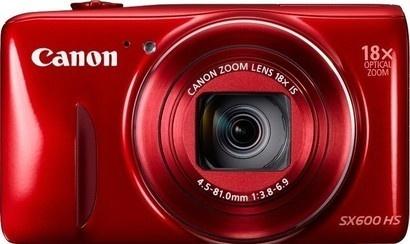Canon PowerShot SX600 + čtečka karet