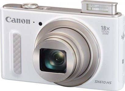 Canon Powershot SX610 White