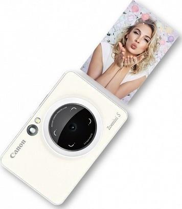 Canon Zoemini S perleťová bílá