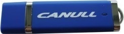 Canull USB Flash 32GB modrá