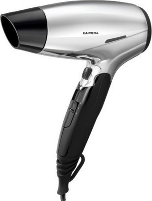 Carrera Compact Hair Dryer black