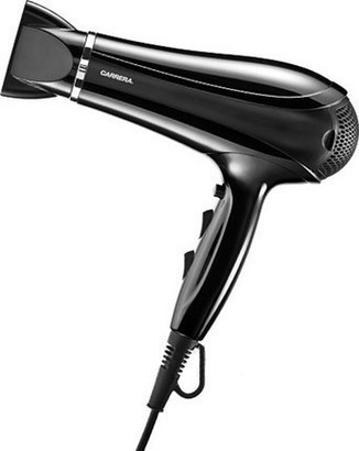 Carrera Hair Dryer black