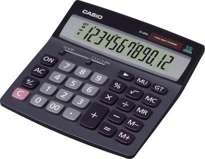 Casio D 20 L