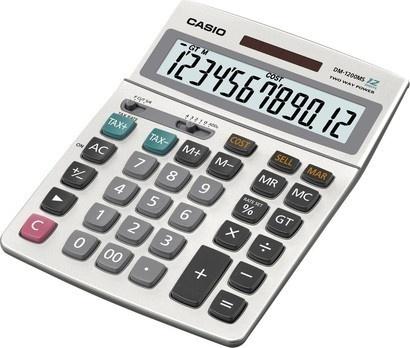 Casio DM 1200 MS