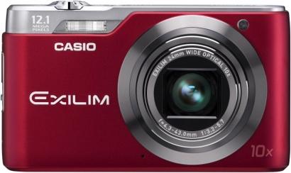 Casio EX-H5 RD