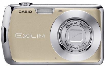 Casio EX Z1 GOLD