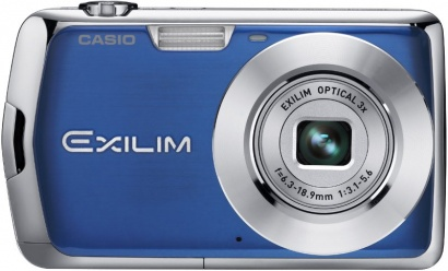 Casio EX Z2 BLUE