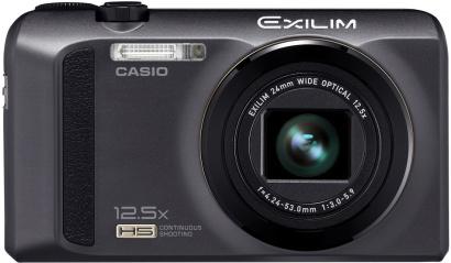 Casio EX ZR100 BK