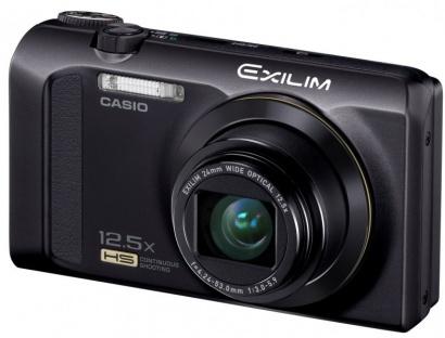 Casio EX ZR700BK