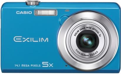 Casio EX ZS10 BE
