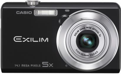 Casio EX ZS10 BK