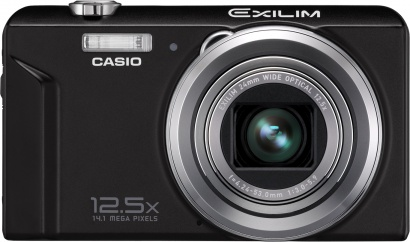 Casio EX ZS100 BK