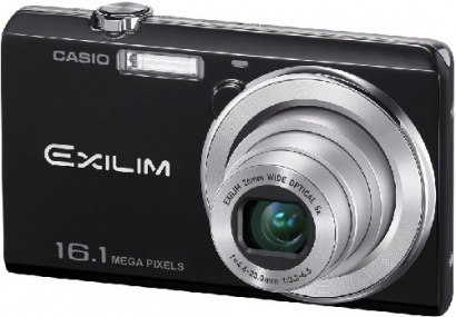 Casio EX ZS12 BK