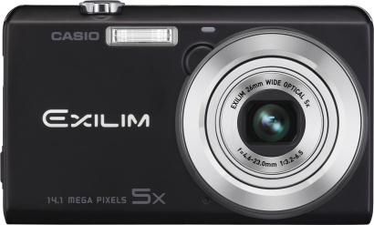 Casio EX ZS15 BK