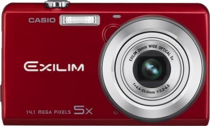 Casio EX ZS15 RD