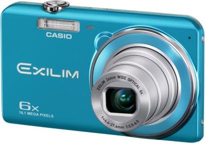 Casio EX ZS20 BE