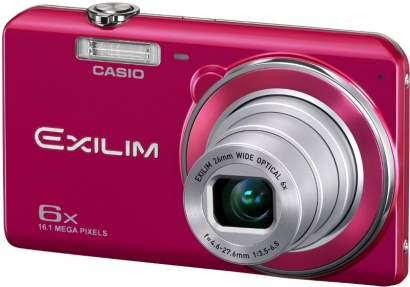 Casio EX ZS20 RD