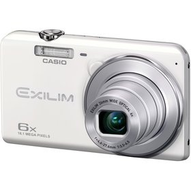 Casio EX ZS20 WE