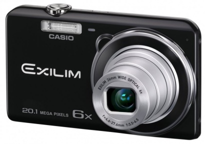 Casio EX ZS30 BK