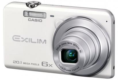 Casio EX ZS30 W