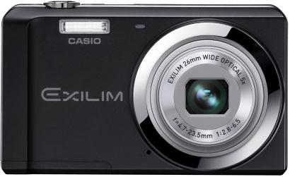Casio EX ZS5 BK