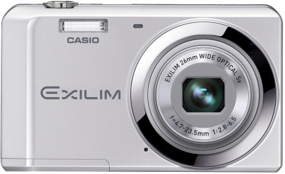 Casio EX ZS5 SR