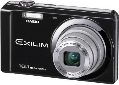 Casio EX ZS6 Black