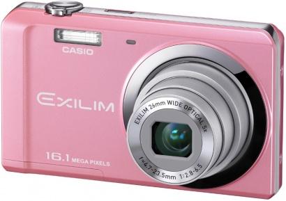 Casio EX ZS6 Pink