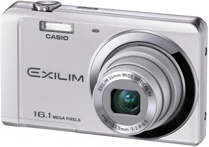 Casio EX ZS6 Silver