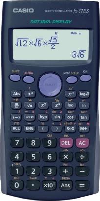 Casio FX 82 ES