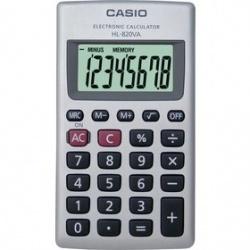 Casio HL 820 VA