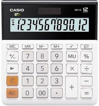 Casio MH 12 WE