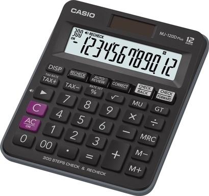 Casio MJ 120 D Plus