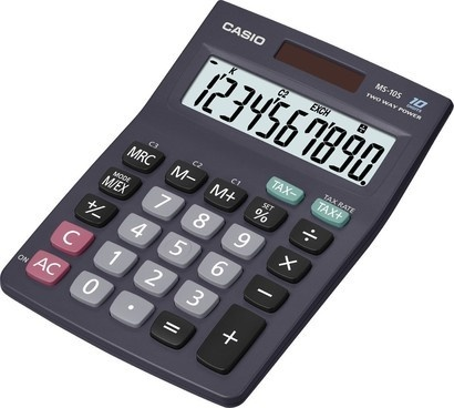 Casio MS 10 S (Tax+Exchange)
