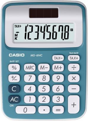 Casio MS 6 NC/BU