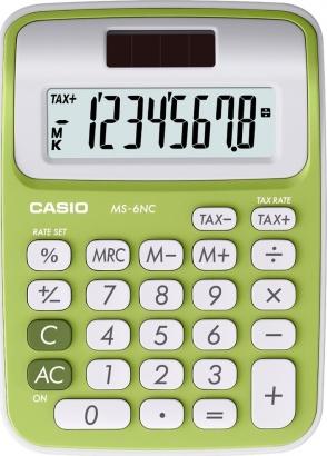 Casio MS 6 NC/GN