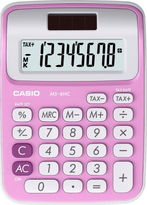 Casio MS 6 NC/PK