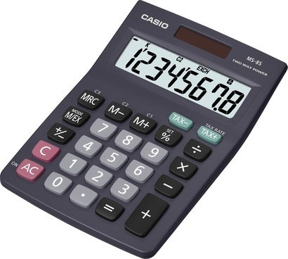Casio MS 8 S (tax+exchange)